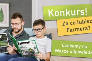 """Konkurs z okazji 90-lecia: """"Za co lubisz Farmera?"""""""