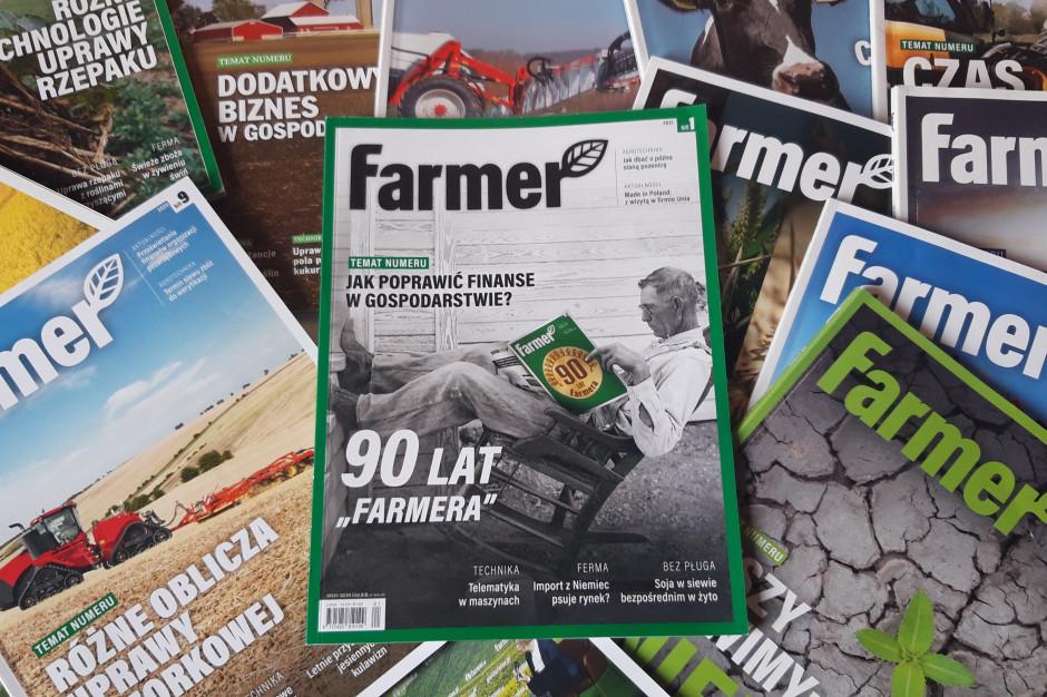 """Od 90 lat """"Farmer"""" wspiera polskich rolników"""