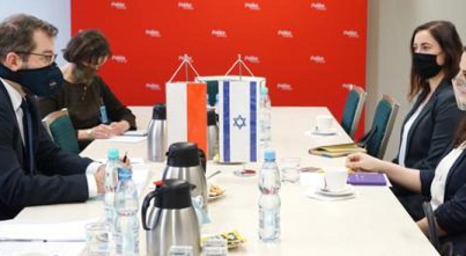 MRiRW: Rozmowy o współpracy polsko-izraelskiej w dziedzinie rolnictwa