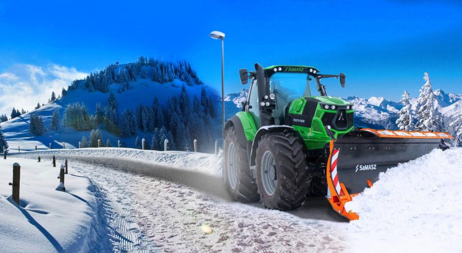 Pług śnieżny do ciągnika. Jaki i za ile?