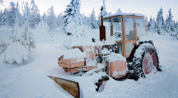 Zima zaskoczyła rolników