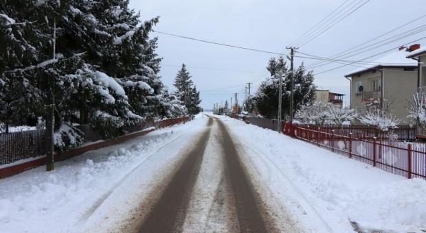 Synoptyk IMGW: z powodu marznących opadów noc na zachodzie kraju niebezpieczna dla kierowców