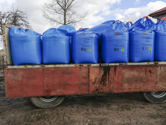 Jak przygotować bilans azotu?