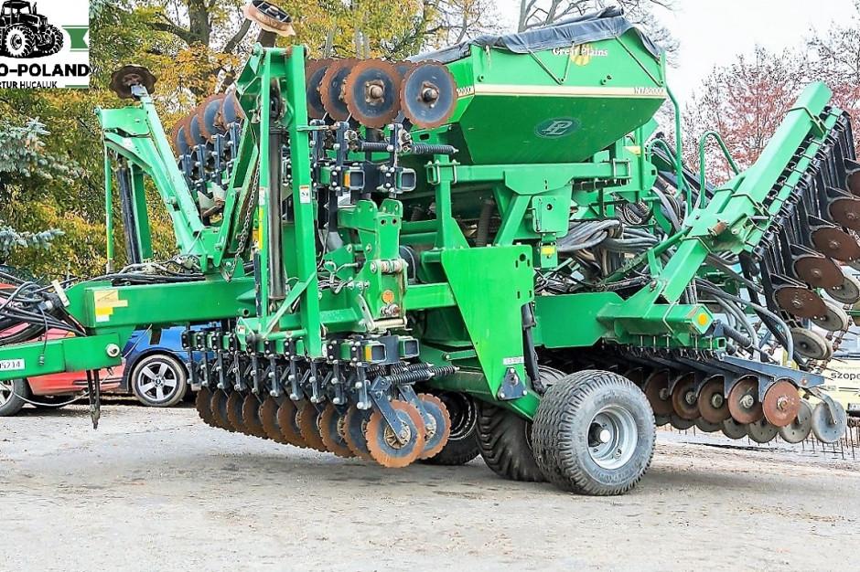 Great Plains NTA 2000 szerokość pracy 6 m