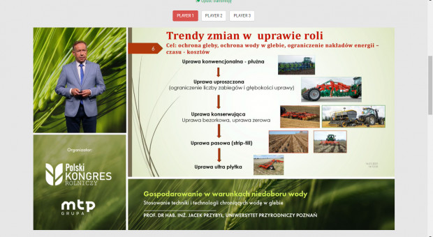 Trendy w uprawie gleby się zmieniają