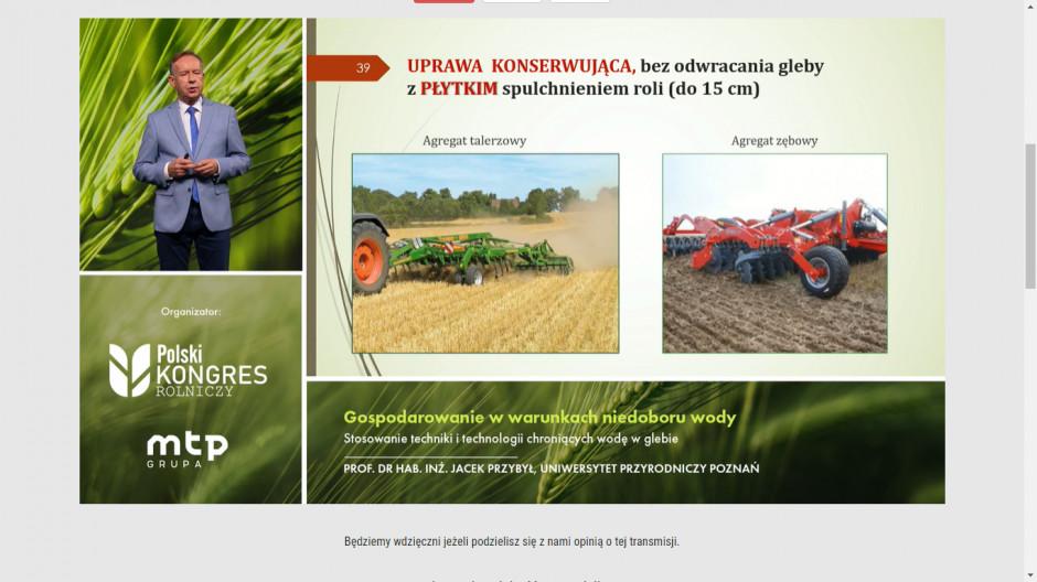 Do uprawy konserwującej świetnie nadają się zarówno kultywatory wielobelkowe jak i kompaktowe brony talerzowe. Zdjęcie: mat. prasowe