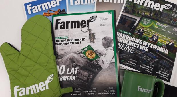 """Ostatni dzień konkursu """"Farmera""""- wygraj naszą prenumeratę"""