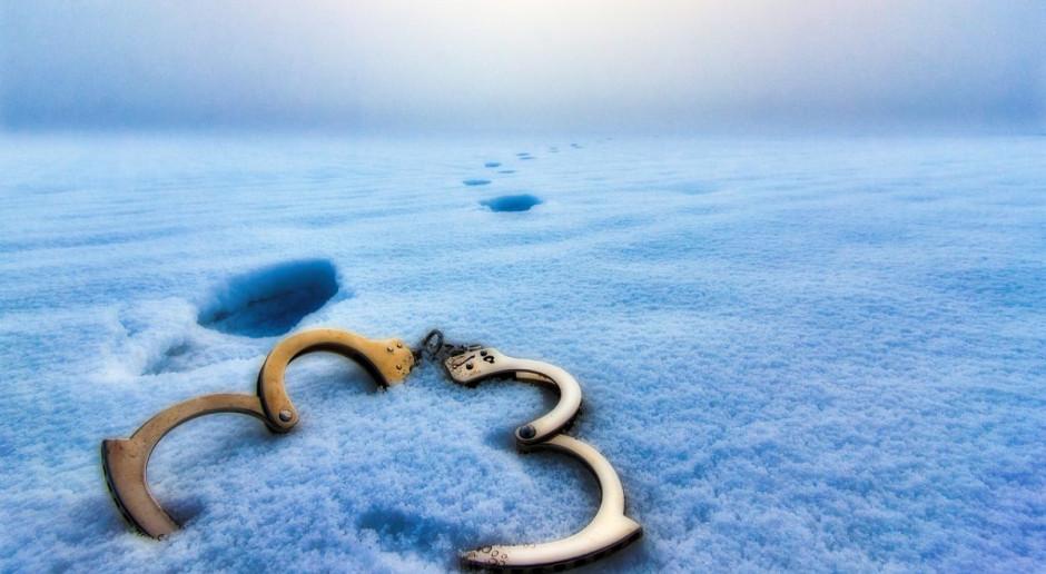 Zima nie służy złodziejom