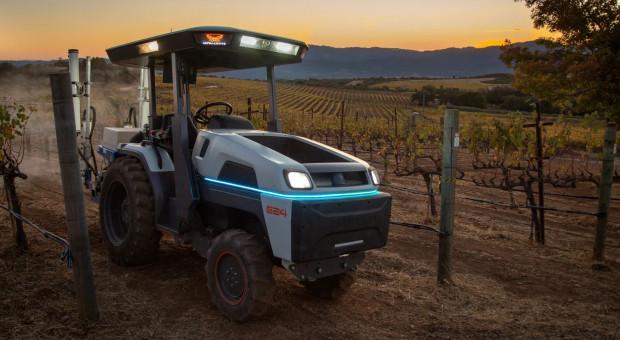 Monarch Tractor 634, czyli elektryk już prawie seryjny
