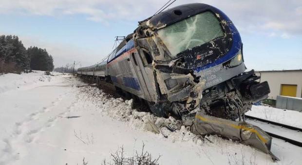 Podlaskie: Śledztwo po wypadku na przejeździe kolejowym w Koszarówce