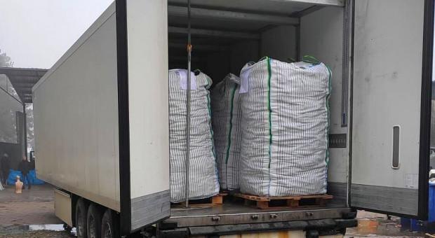 Narkotyki za 10 mln zł przemycane w transporcie ogórków