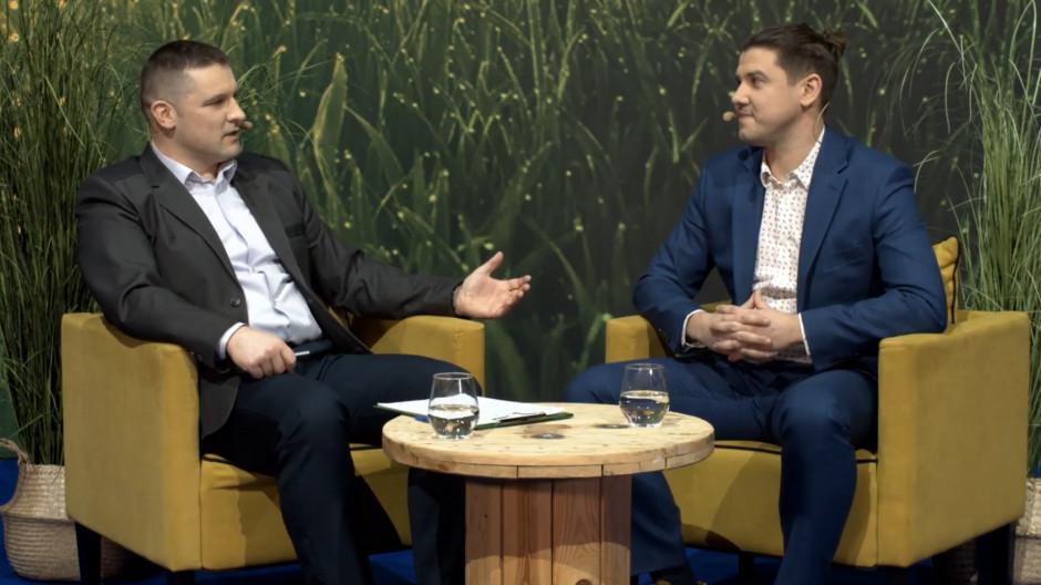Marcin Bednarczyk i Karol Kozłowski, Syngenta