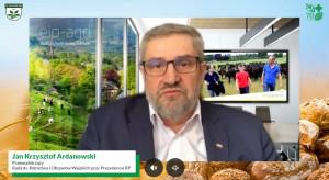 Ardanowski: Nie prześpijmy konsultacji społecznych Planu Strategicznego dla WPR