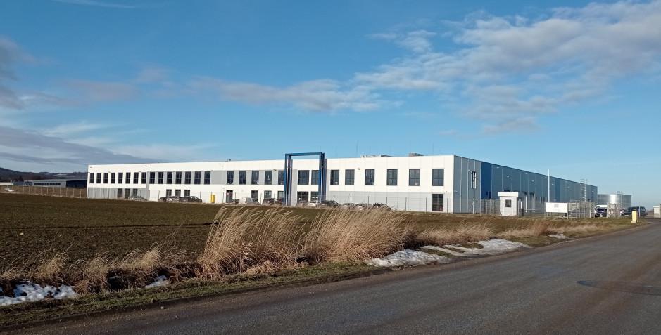 Nowa fabryka PPHU