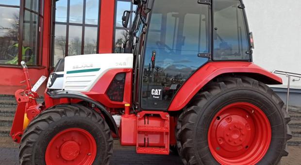 MTZ Belarus zwiększył eksport do krajów spoza WNP