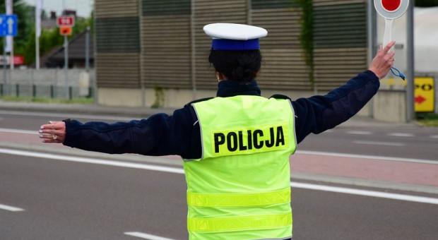 Traktorzysta z kuligiem uciekał przed policją