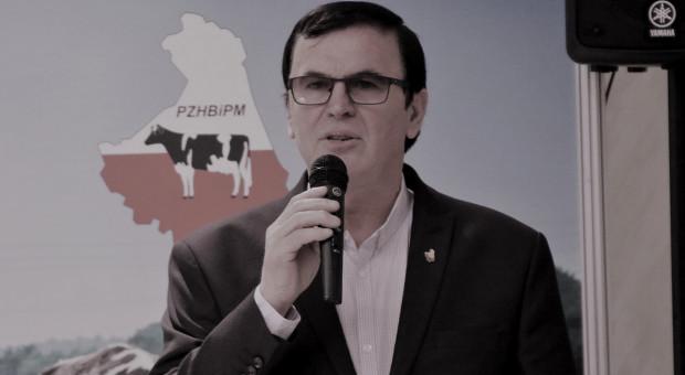 Zmarł Krzysztof Banach, wiceprezydent PFHBiPM