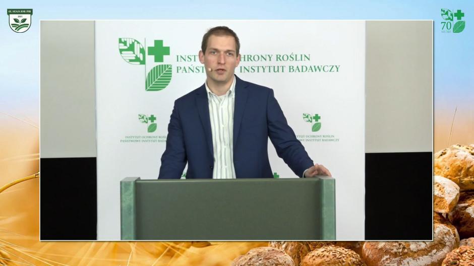 Wojciech Chojan, rolnik Fot. A. Kobus