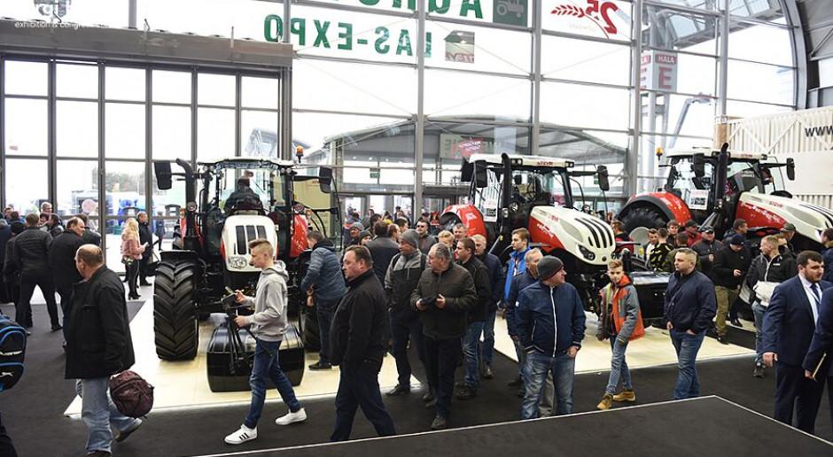 Targi Agrotech Kielce nie odbędą się w marcu