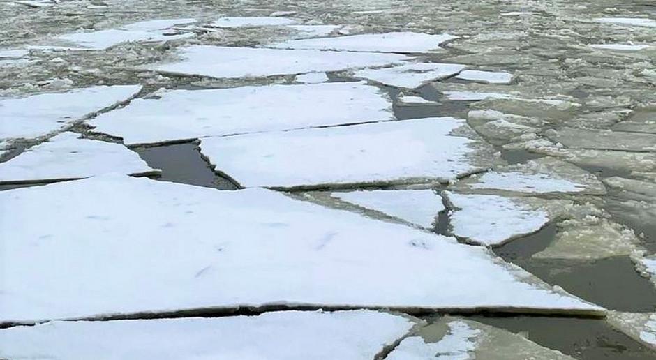 Wisła w Wyszogrodzie i Kępie Polskiej nieco opadła - poziom rzeki, podobnie jak w Płocku, stabilny
