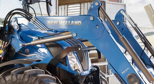 Wyjątkowe cechy nowego New Holland T5 Dynamic Command