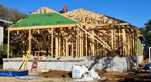 Koszty budowy domu wzrosły o 25% przez ceny materiałów budowlanych