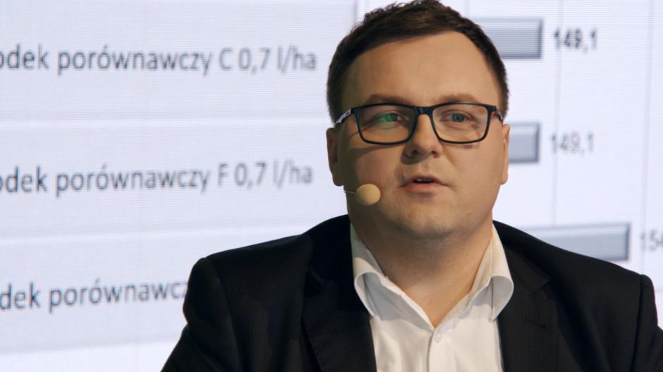 Krzysztof Kłódkiewicz, Syngenta