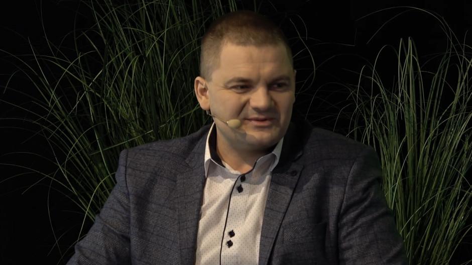 Przemysław Urbaniak, Syngenta