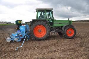 Przedwschodowe odchwaszczanie kukurydzy