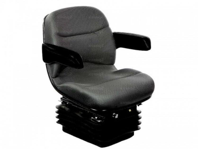 Fotel z amortyzacją pneumatyczną