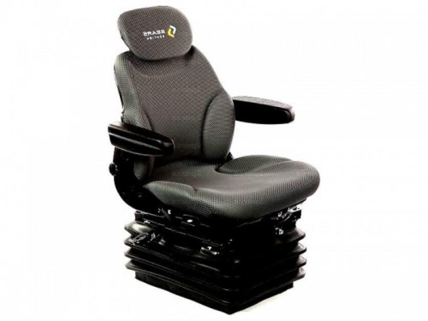 Fotel z automatyczną regulacją