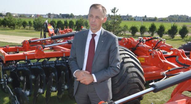 Kuhn partnerem PIdS Online: W najbliższych latach czekają nas zmiany w agronomii