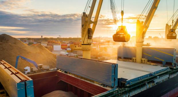 Ukraina wyeksportowała 35 mln ton zboża w okresie od lipca do marca