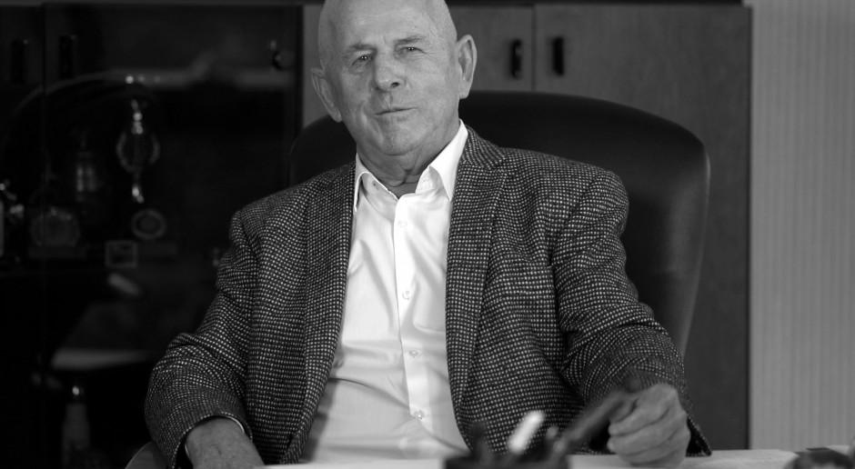 Karol Kania, znany producent podłoża pod pieczarki, zginął w katastrofie helikoptera