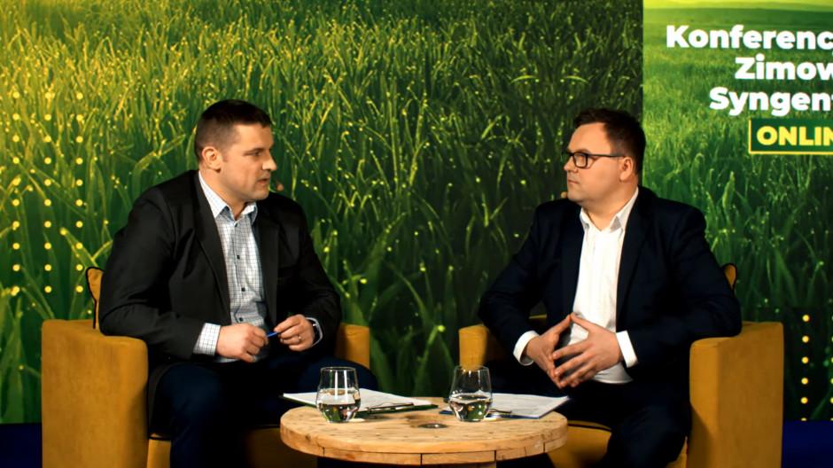 Marcin Bednarczyk i Krzysztof Kłódkiewicz, Syngenta