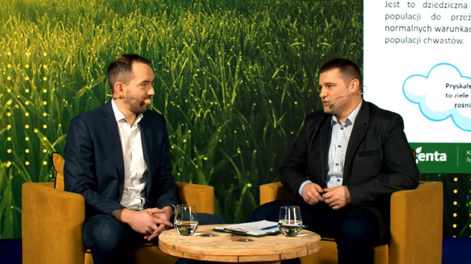 Adam Szepiela i Marcin Bednarczyk, Syngenta