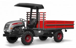 Brazylijczycy produkują również transporter Agrale 4230.4 Cargo, który jest także oferowany jako śmieciarka, fot. mat. prasowe