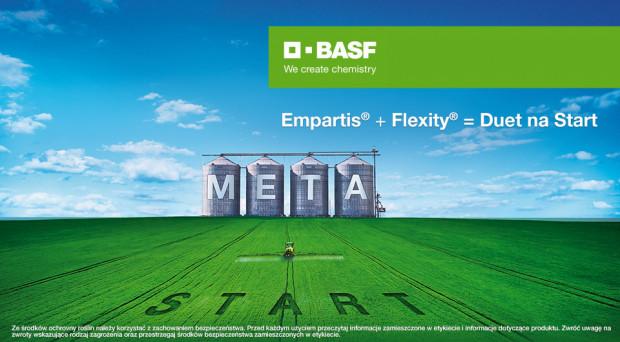Zastosowanie połączenia Empartis i Flexity pozwala na osiągnięcie zadowalających plonów