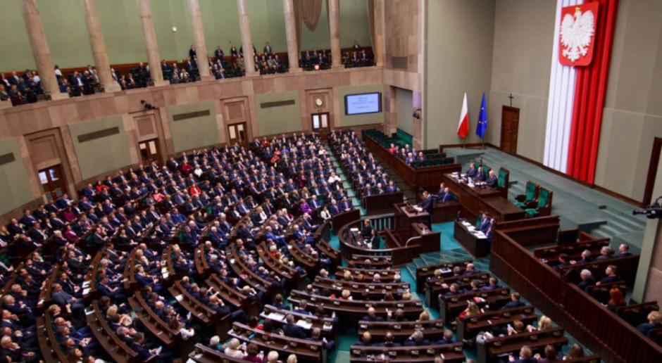 """Sejm za zmianą ustaw """"środowiskowych"""""""