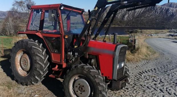 Rolnik zapłacił - traktor nie dojechał