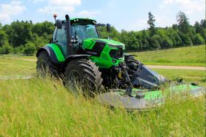 Oferta promocyjna obejmuje także dwa Agrotrony: 6145 oraz 6165. Generują one odpowiednio 149 oraz 171 KM mocy maksymalnej fot. mat. prasowe