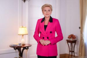 Pierwsza Dama zachęca do udziału w Konkursie dla Kół Gospodyń Wiejskich