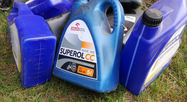 Nawet 10 zł kaucji przy zakupie litra superolu!