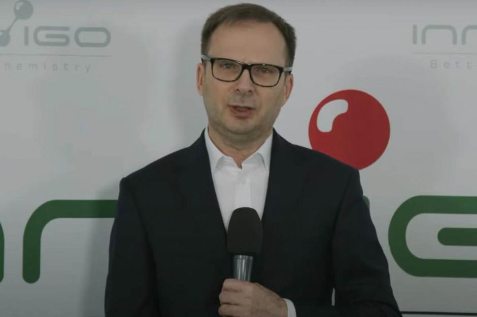 Krzysztof Golec prezes zarządu Innvigo.