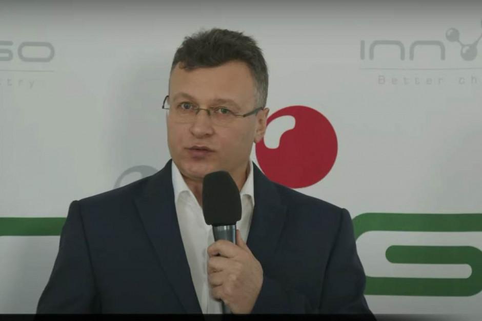 Marcin Kanownik, menedżer do spraw upraw rolniczych