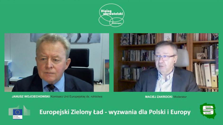 Dialog Obywatelski, KE