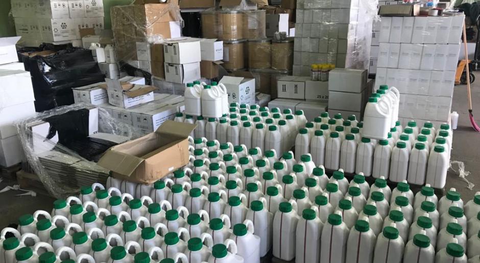 Podkarpackie: Pestycydy ujawnione na granicy z Ukrainą
