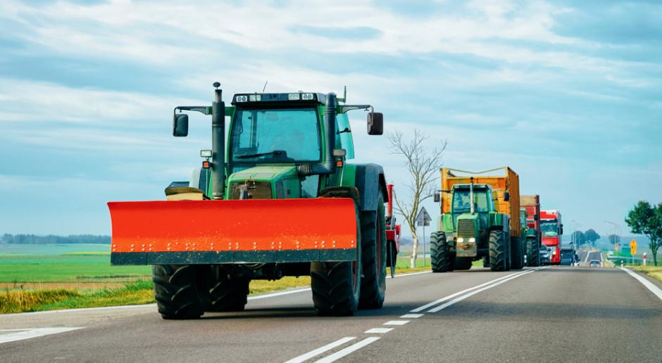 Ciągnikiem rolniczym 30 km/h i nie próbuj szybciej!