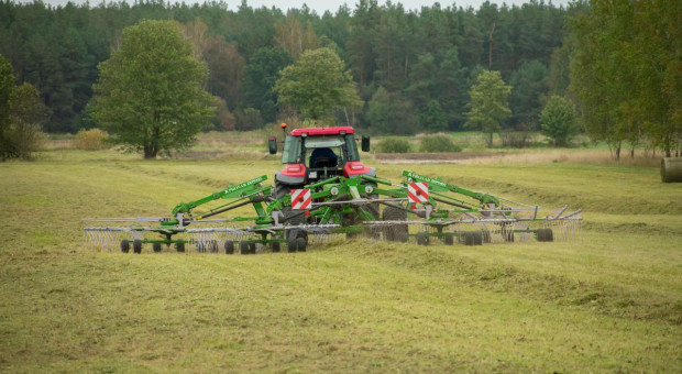 Pronar z nowościami w zakresie maszyn do zielonek