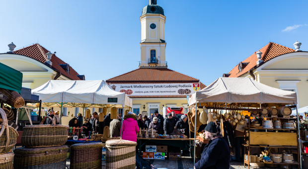 Białystok: Tradycyjne jarmarki Muzeum Podlaskiego znikają z centrum miasta